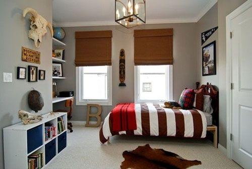 40 cool boys bedrooms boys room ideas pinterest for Cool boy bedroom designs