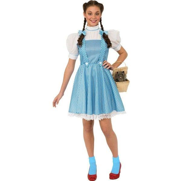 Rubies Wizard Of Oz Dorothy Kids Girls Children Halloween Costume 886488