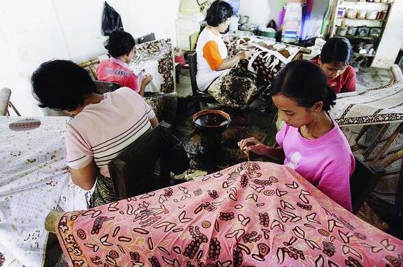 Lokasi Sentra Kerajinan Batik Tulis Giriloyo Jogja
