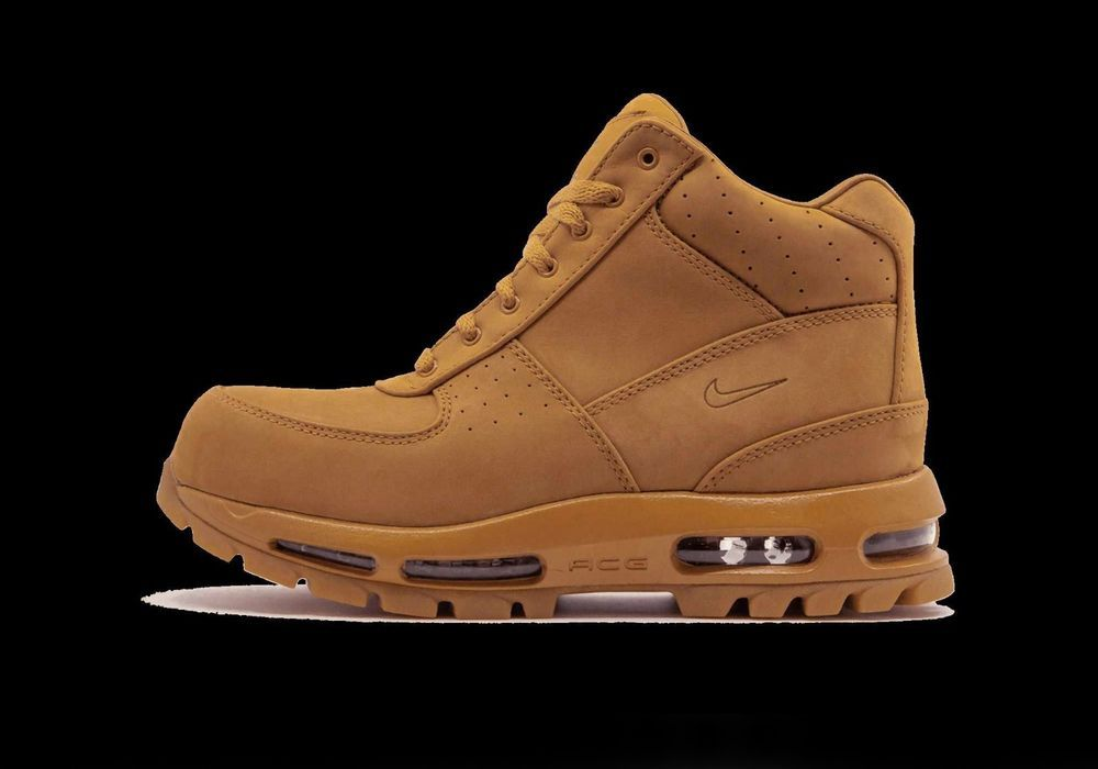 3bf9f7b9a3b NIKE AIR MAX GOADOME ACG LEATHER WATERPROOF LIFESTYLE WINTER BOOTS  886991-220  Nike  WalkingShoes