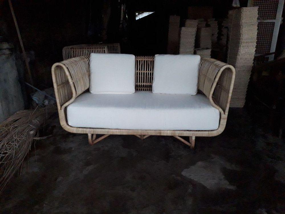 Liegen   Sessel Sofa Couch Polstermöbel Lounge Liege Rattan   Ein  Designerstück Von TAR SHOP