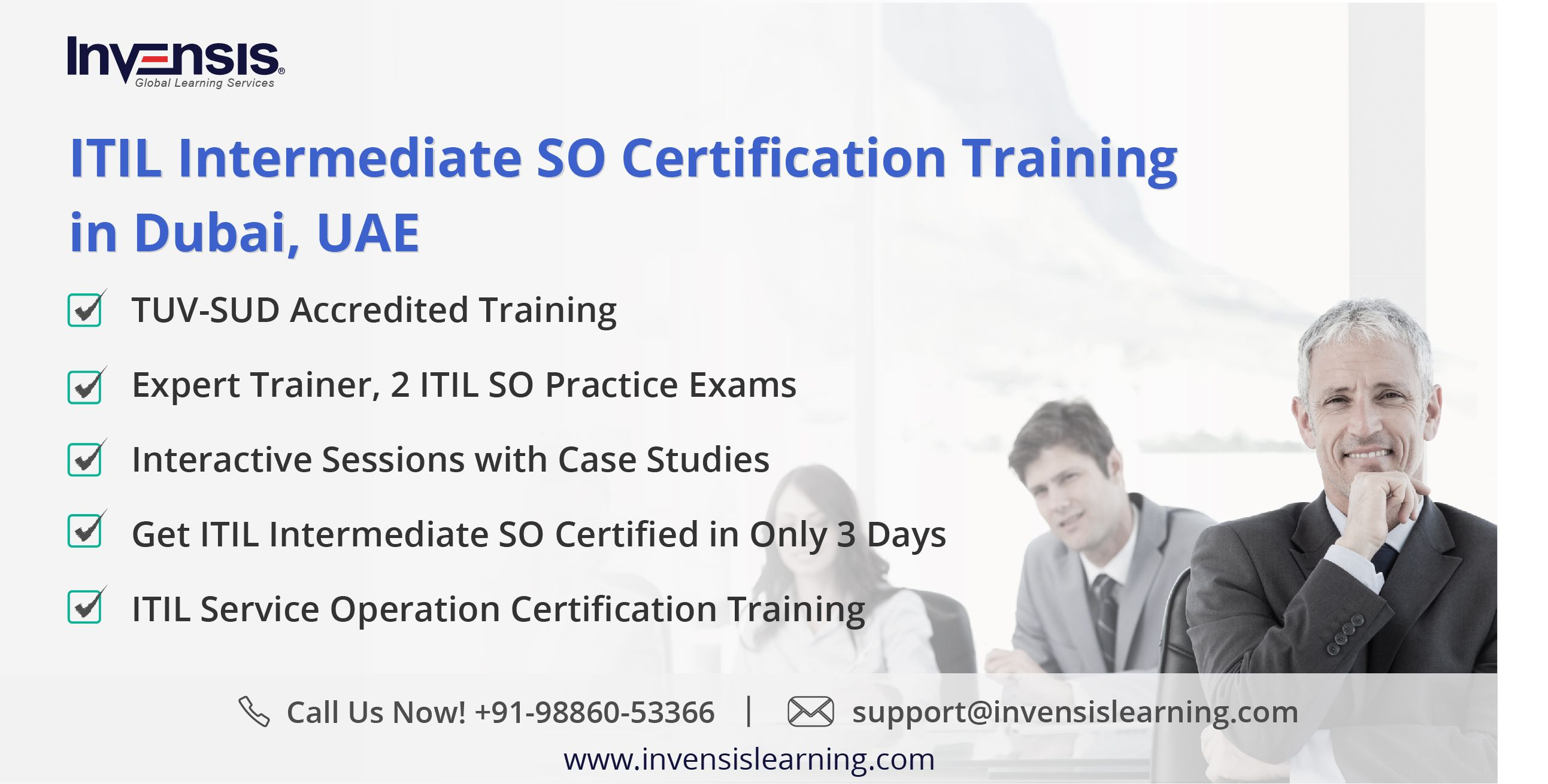 Itilintermediate service operation so certification training benefits of taking the course tuv sud accredited training and course content expert trainer 2 itil service operation practice tests interactive 1betcityfo Images