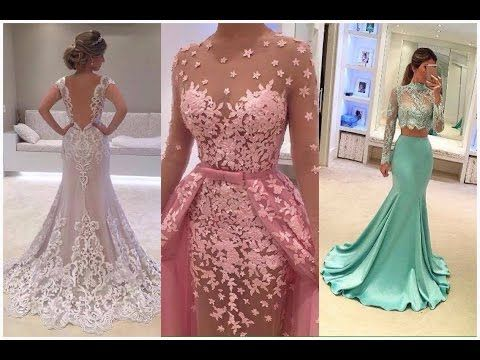 a032dee6c2 The Most Beautiful Prom   Wedding Dresses In The World 2017 - YouTube