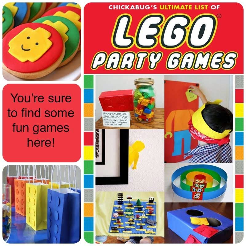 Excellent Lego Party Ideas Games Masks Food Decorations Lego Movie Birthday Lego Party Games Lego Birthday Party