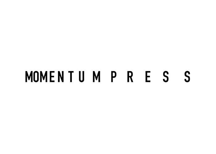 Momentum Press Logo Logo Design Logos Graphic Design