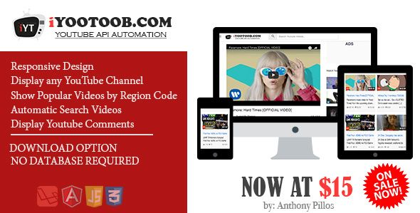 awesome iYOOTOOB - YOUTUBE API AUTOMATION (PHP Scripts ...