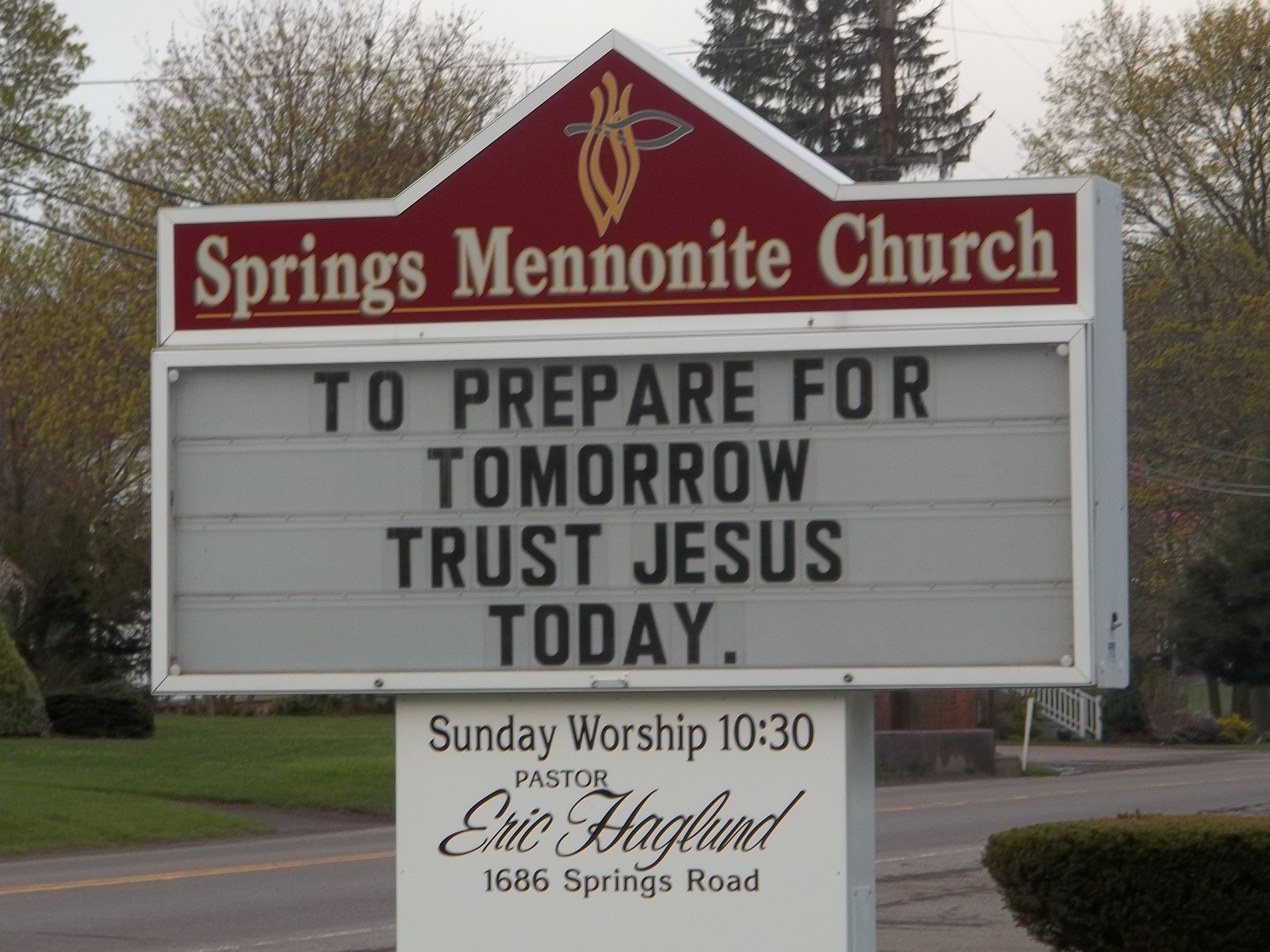 Church Sign Quotes To Prepare For Tomorrow Church Signs  Pinterest  Church