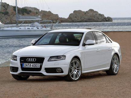 Audi A4 Autos Y Motocicletas Autos Audi