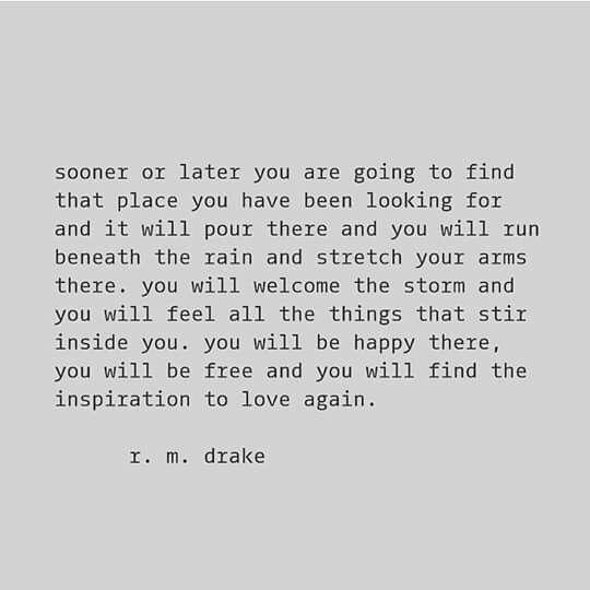 R M Drake Drake Quotes Rm Drake Quotes