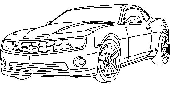 honda sport coloring page