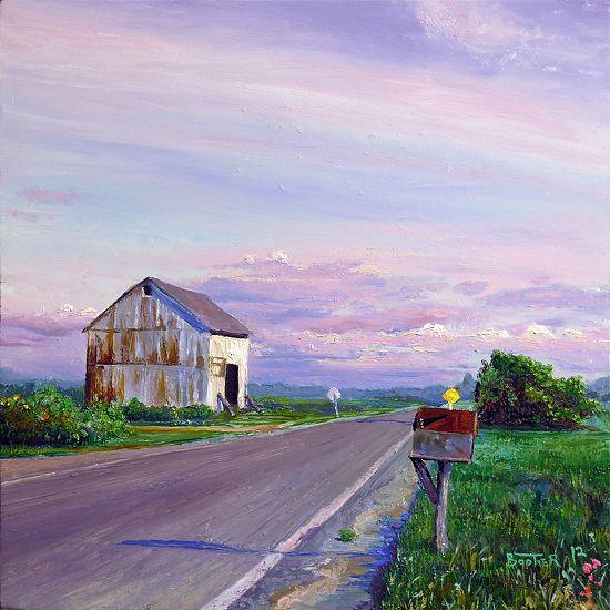 Pin On Oil Landscape Art