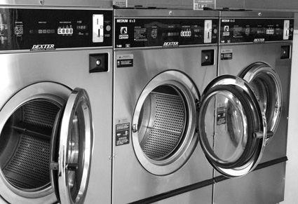 Snap Laundromat Taringa Has Modern Dexter Washing Machines