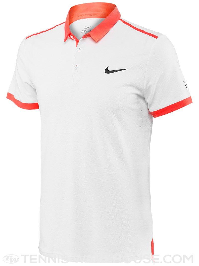 Nike Mens Fall Advantage Premier Rf Polo Tennis Warehouse