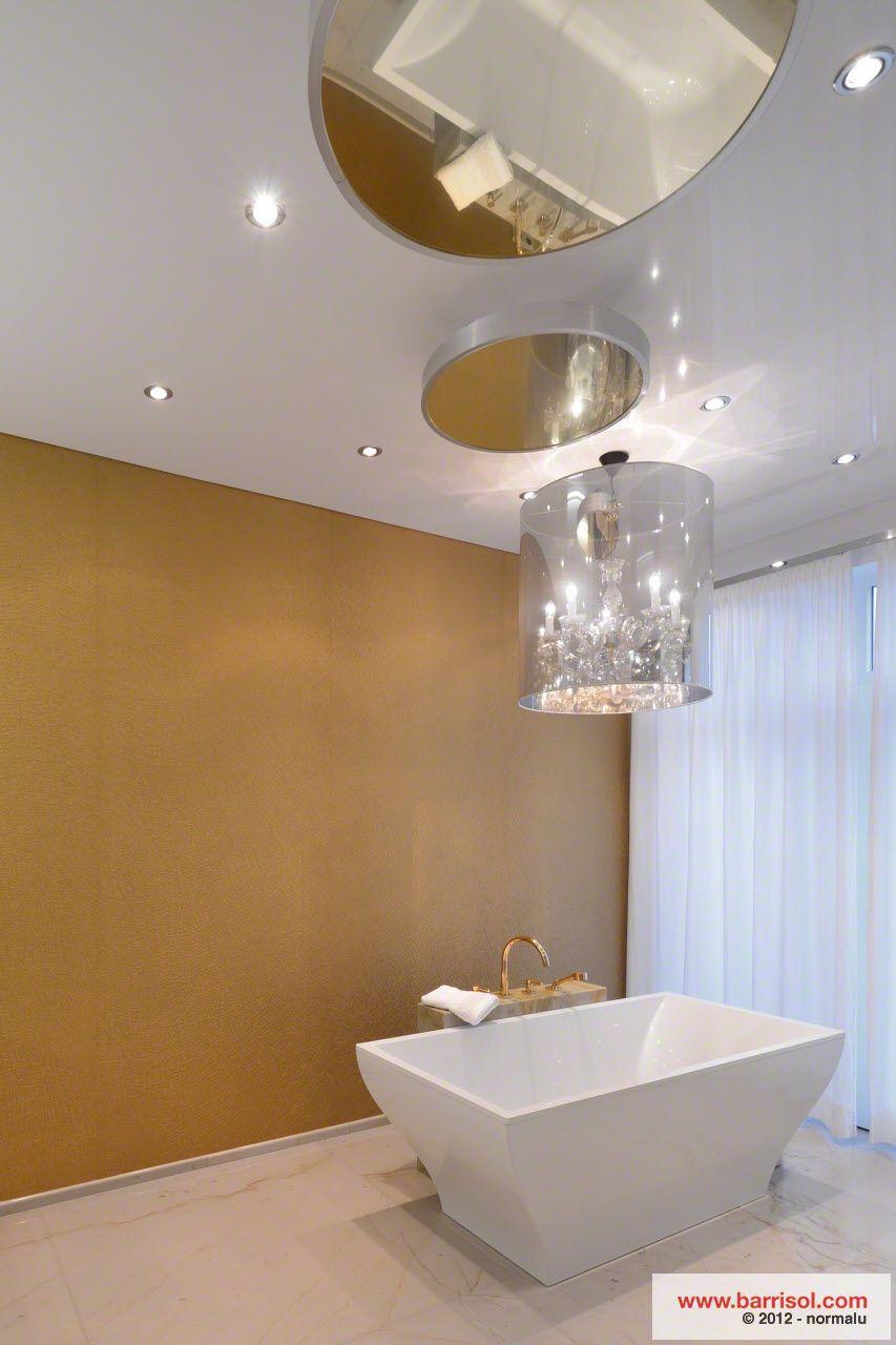 photos de r alisations avec le faux plafond d coratif. Black Bedroom Furniture Sets. Home Design Ideas
