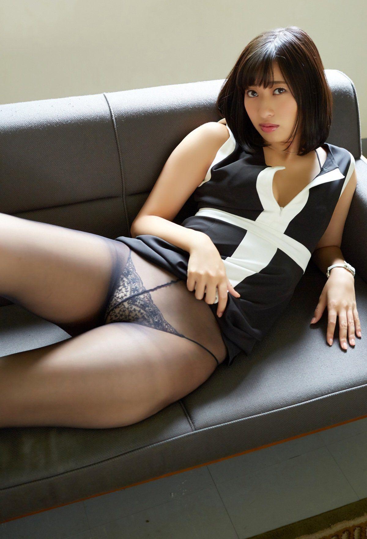 Asian pantyhose fuck office lady