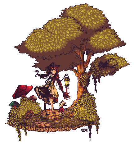 Old Pixel Art by ChippyFish on DeviantArt