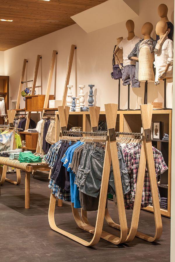 Shop Design: Fashion Store Interior