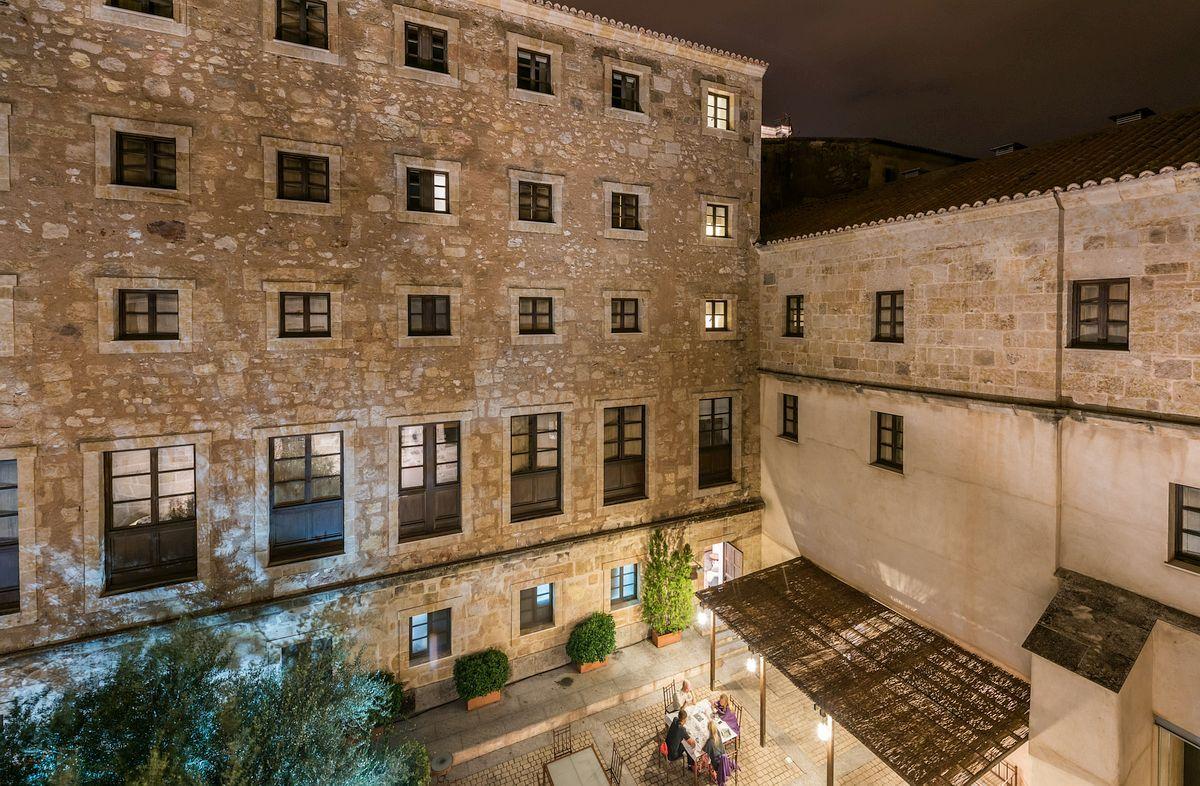 Hospes Palacio de San Esteban - Spain Located in a... | Luxury ...