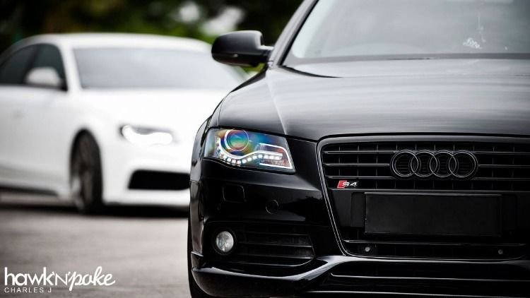 What an amazing car it is (the Audi S4)!!! The Audi S4 is one of the cars on my... What an amazing
