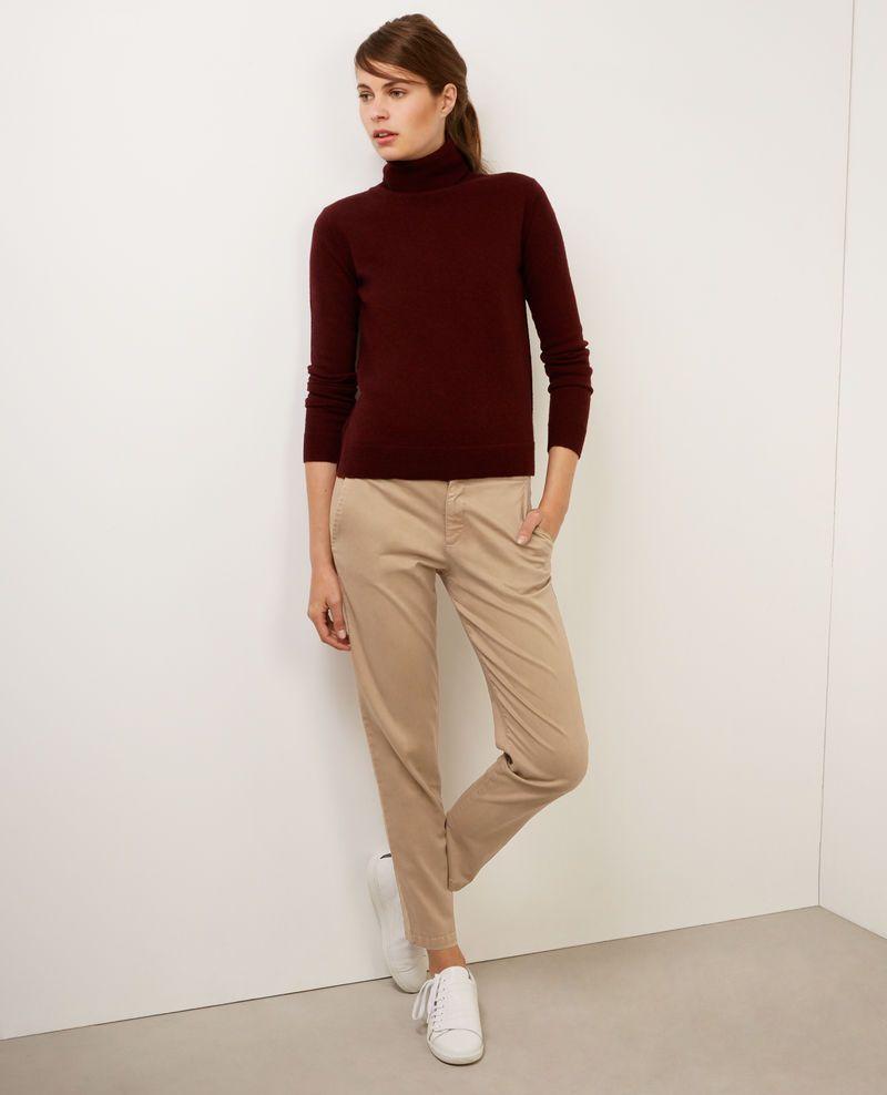pantalon chino comptoir des cotonniers