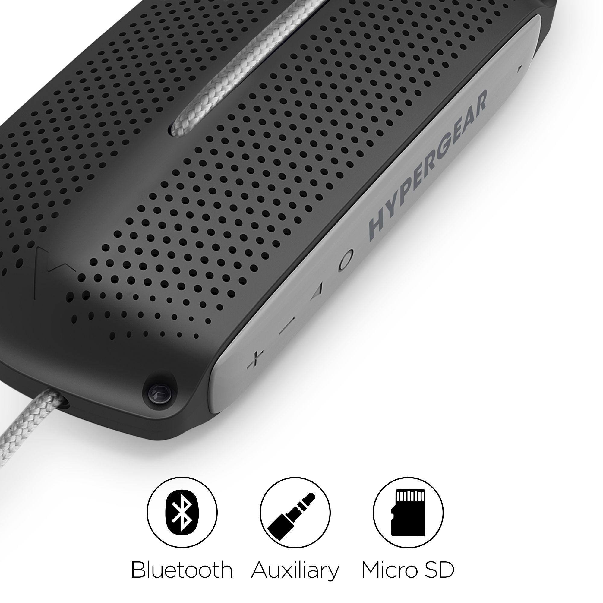 Wave WaterResistant Wireless Speaker handsfree music