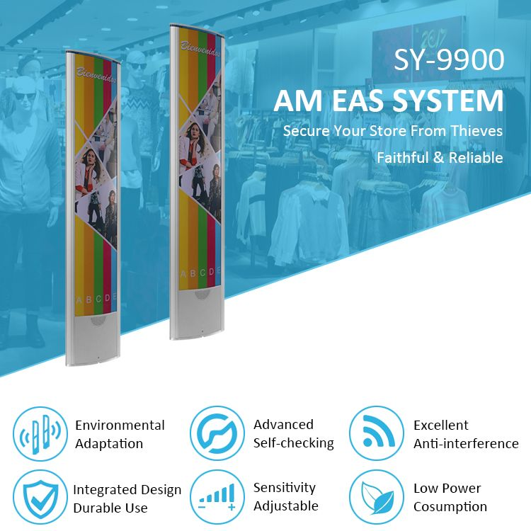 Eas Am Advertising Antenna Sy 9900 Main Specifications Antenna
