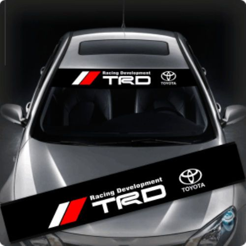 RISING SUN TOYOTA TEQ VINTAGE JAPANESE JDM Decal Sticker Car Truck Motorcycle Wi