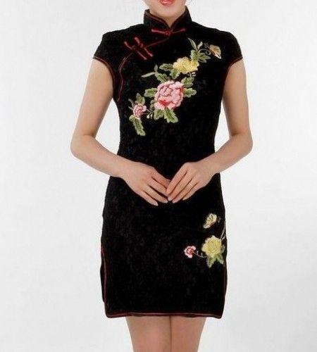 vestido tipo japones
