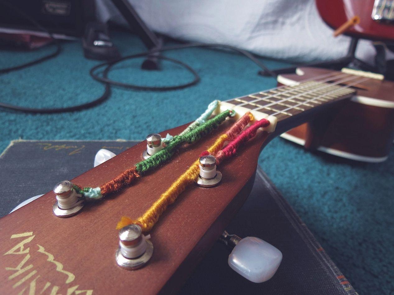 friendship bracelet ukulele strings Ukulele strings