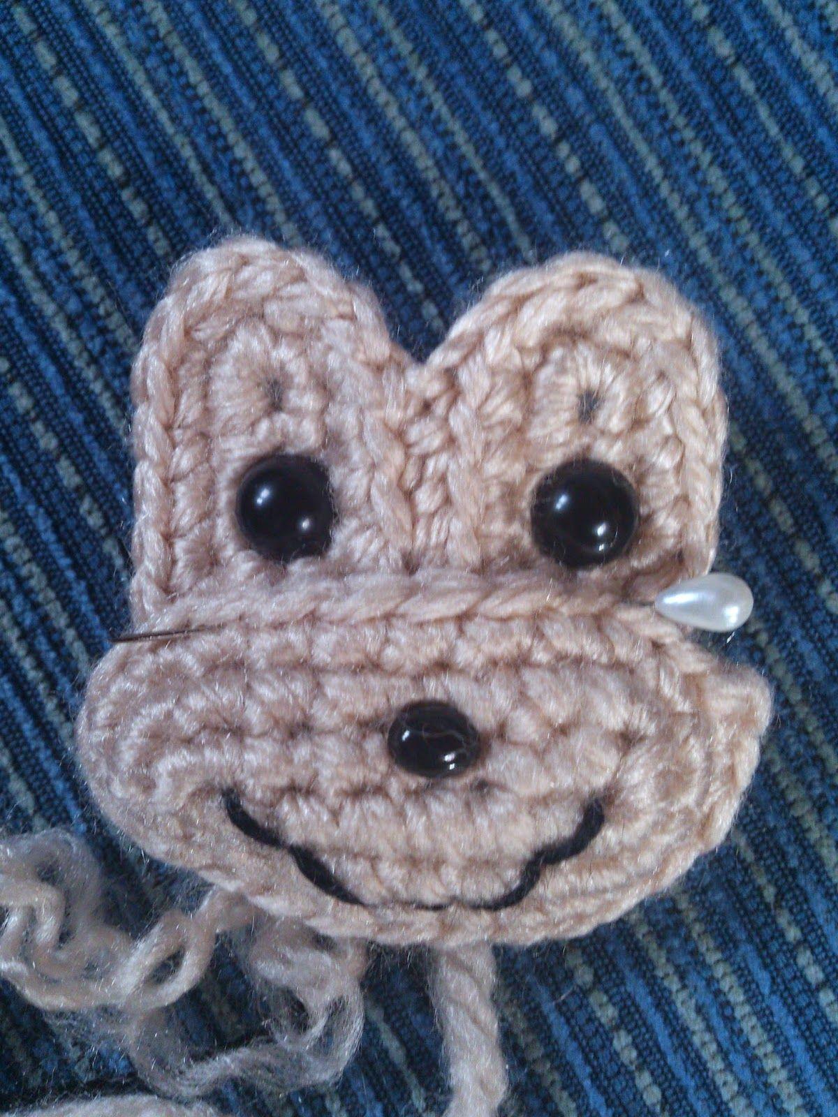 creaciones FOG: PATRÓN amigurumi peke Mickey