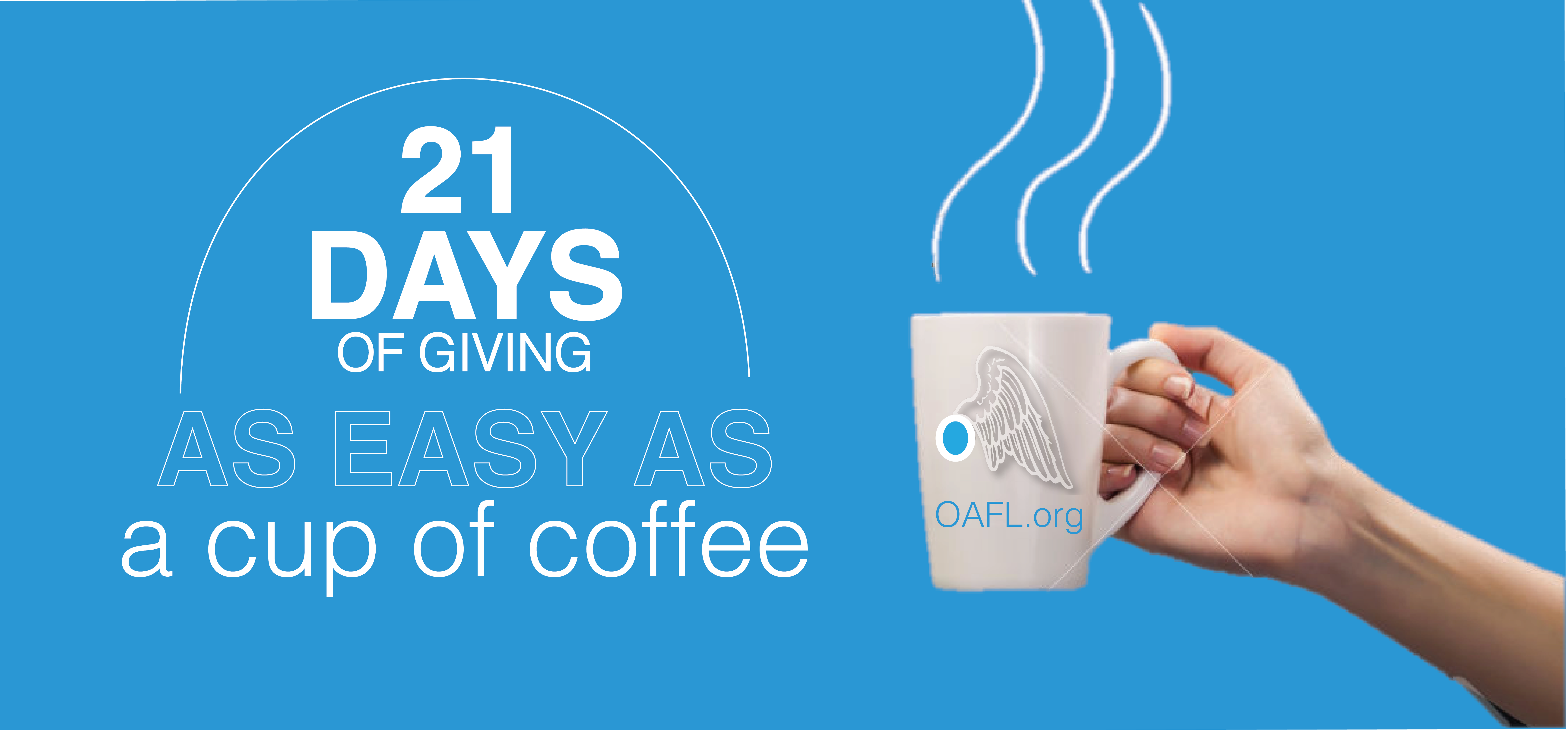 ShoutOut our #21Days2Give campaign to your entire network. Check it out here. http://shoutout.wix.com/so/1LHo1_rE?cid=0
