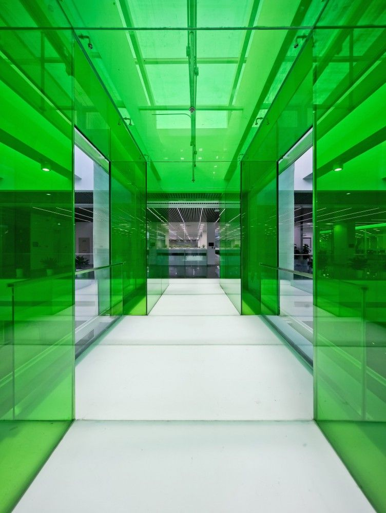 Jinqiao 21 Office / Space Cube Design Lab
