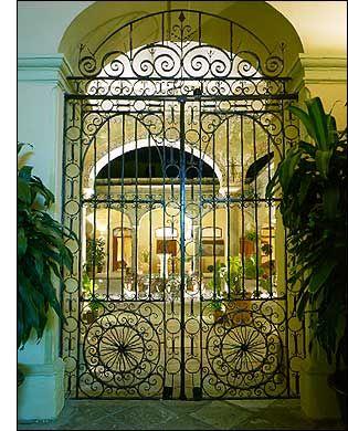 Gate 3 Casas Coloniales Portones Coloniales Rejas Para Frentes