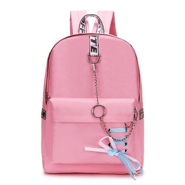c2831be6fd86 Fashion Women Backpack Female Backpack Leisure Japan Knapsack Casual ...
