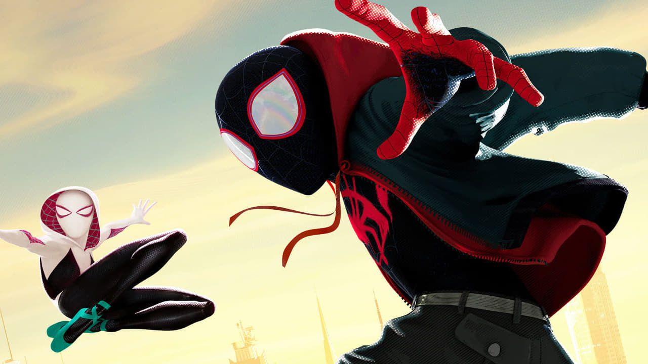 Spider Man Un Nuovo Universo Streaming Film Completo Ita Spider Verse Superhero Film Spiderman