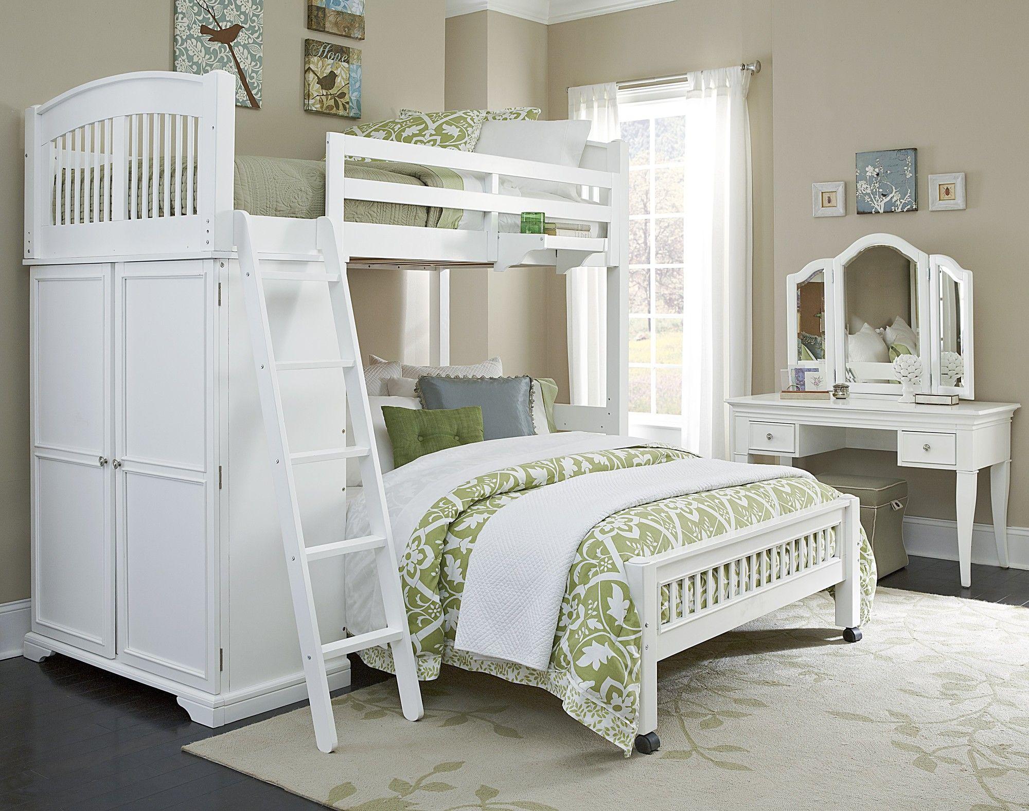 4 bedroom loft  Walnut Street Loft Bedroom Collection  Wayfair  For the Home