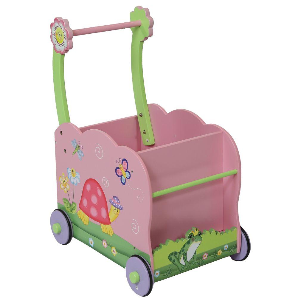 Magic Garden Push Cart    Fantasy Fields By Teamson