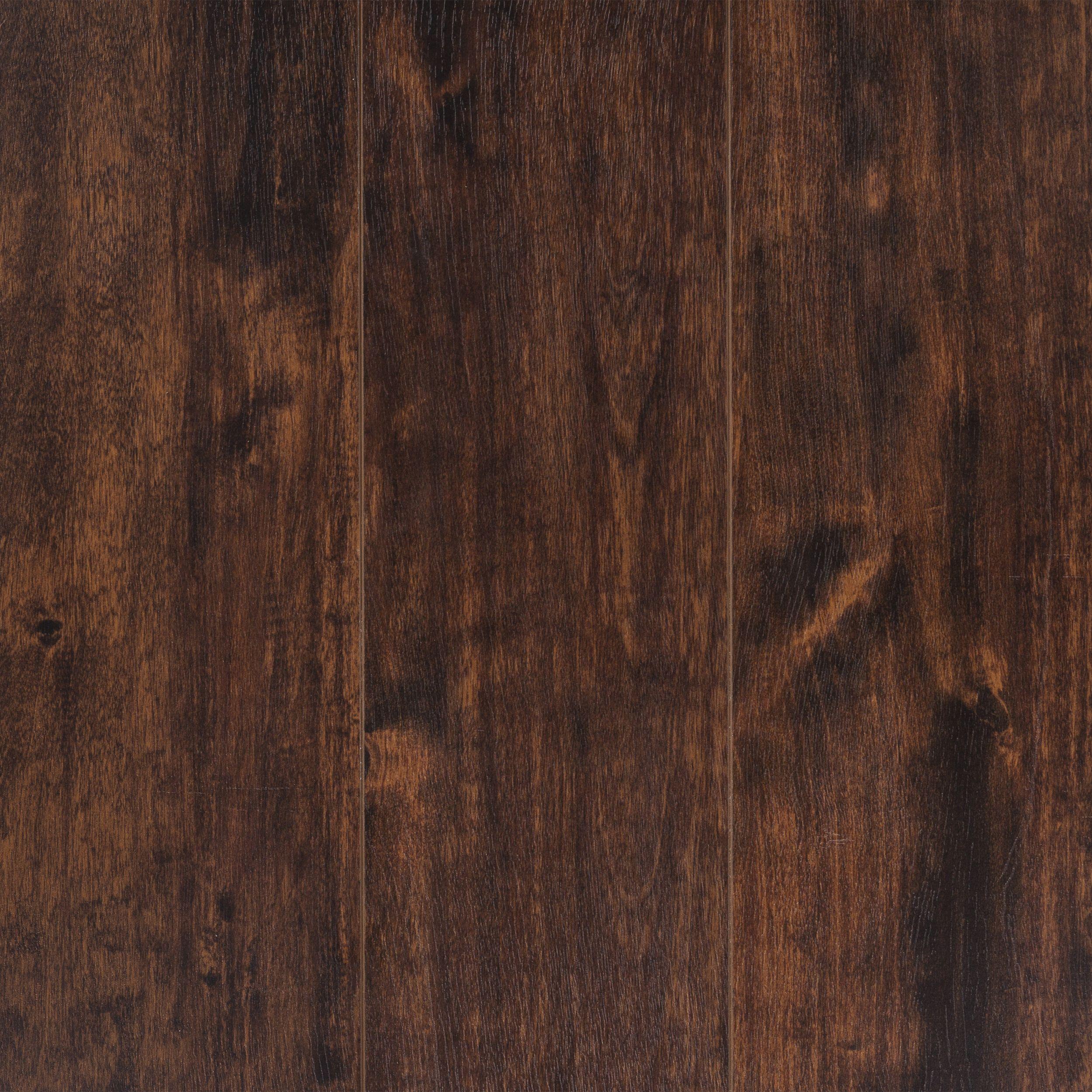 Aquaguard Espresso Water Resistant Laminate Floor Decor