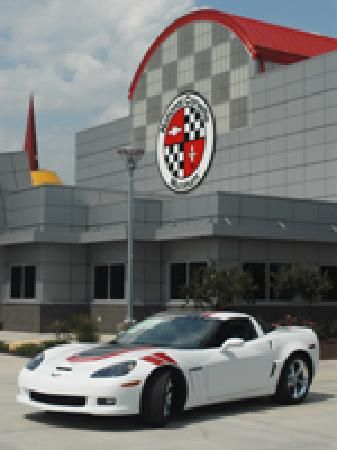 National Corvette Museum Kentucky Travel Kentucky Vacation My Old Kentucky Home