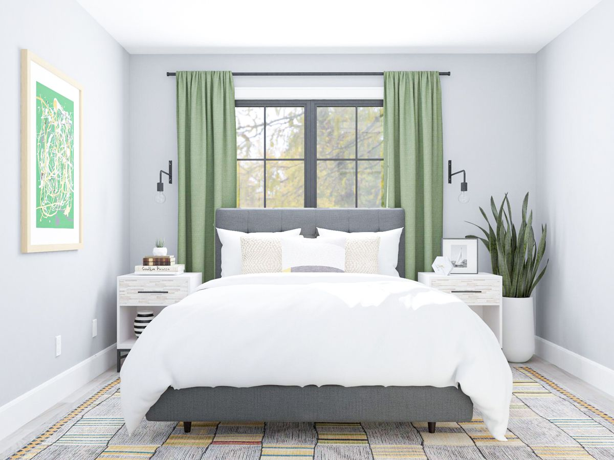 Contemporary Bedroom Design 10 Rooms That Ace The Transitional Look In 2020 Contemporary Bedroom Contemporary Bedroom Design Contemporary Living Room Design