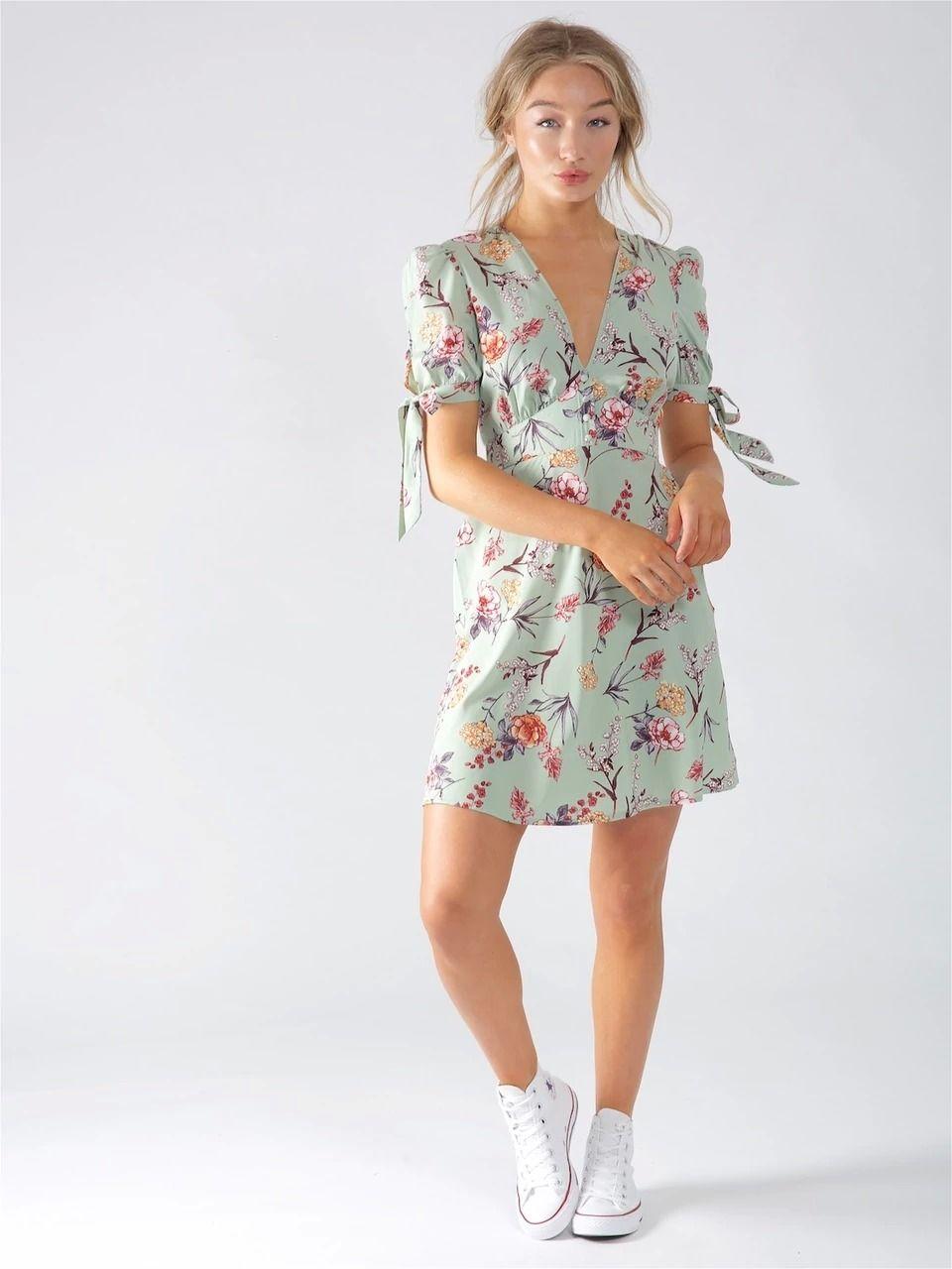 1fbed7f425 ... sukienki wieczorowe użytkownika SibySi. Lily Sukienka letnia w kwiaty