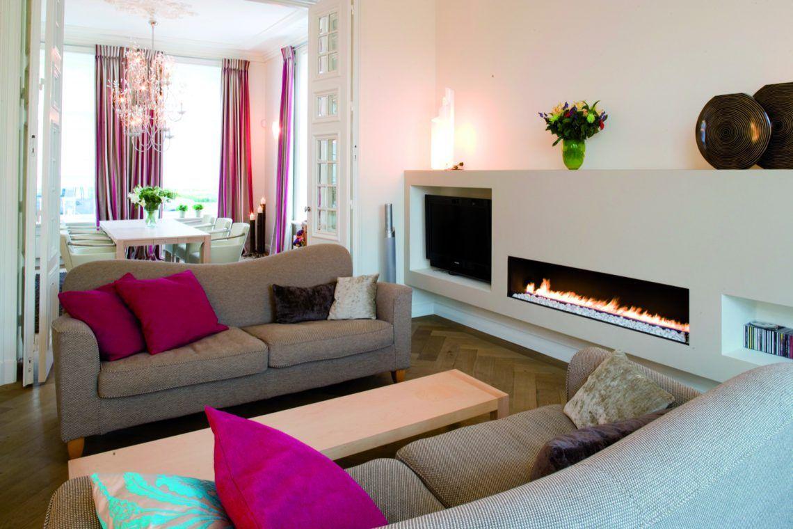 Eliëns exclusieve interieurs warm interieur met kleurrijke
