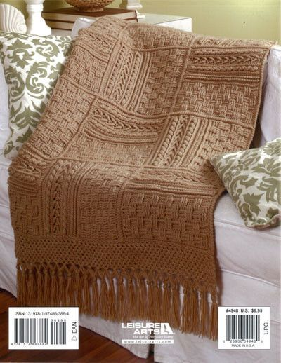 Maggie\'s Crochet · Aran Afghans to Crochet, patterns for sale ...
