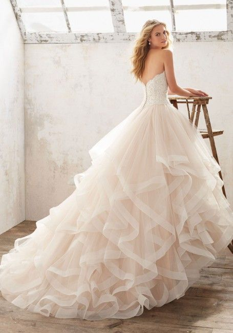 33 Most Amazing Homecoming Makeup Ideas: 33 The Most Flattering Spring 2019 Wedding Dresses