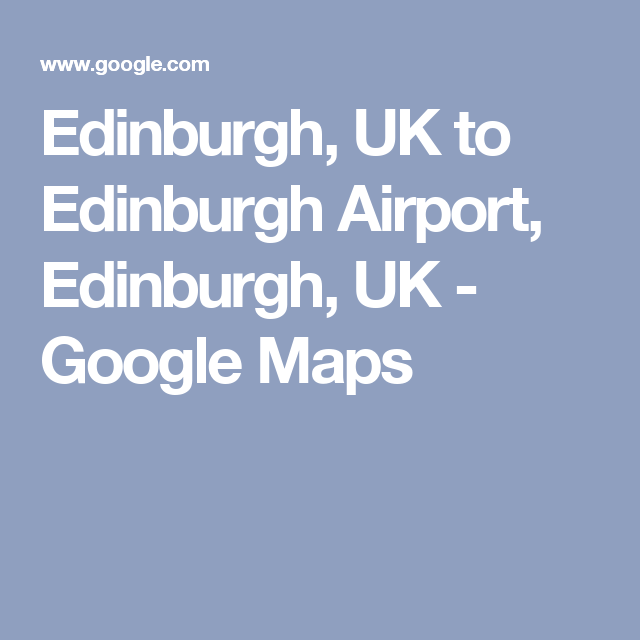 Driving Directions Uk Google Maps on