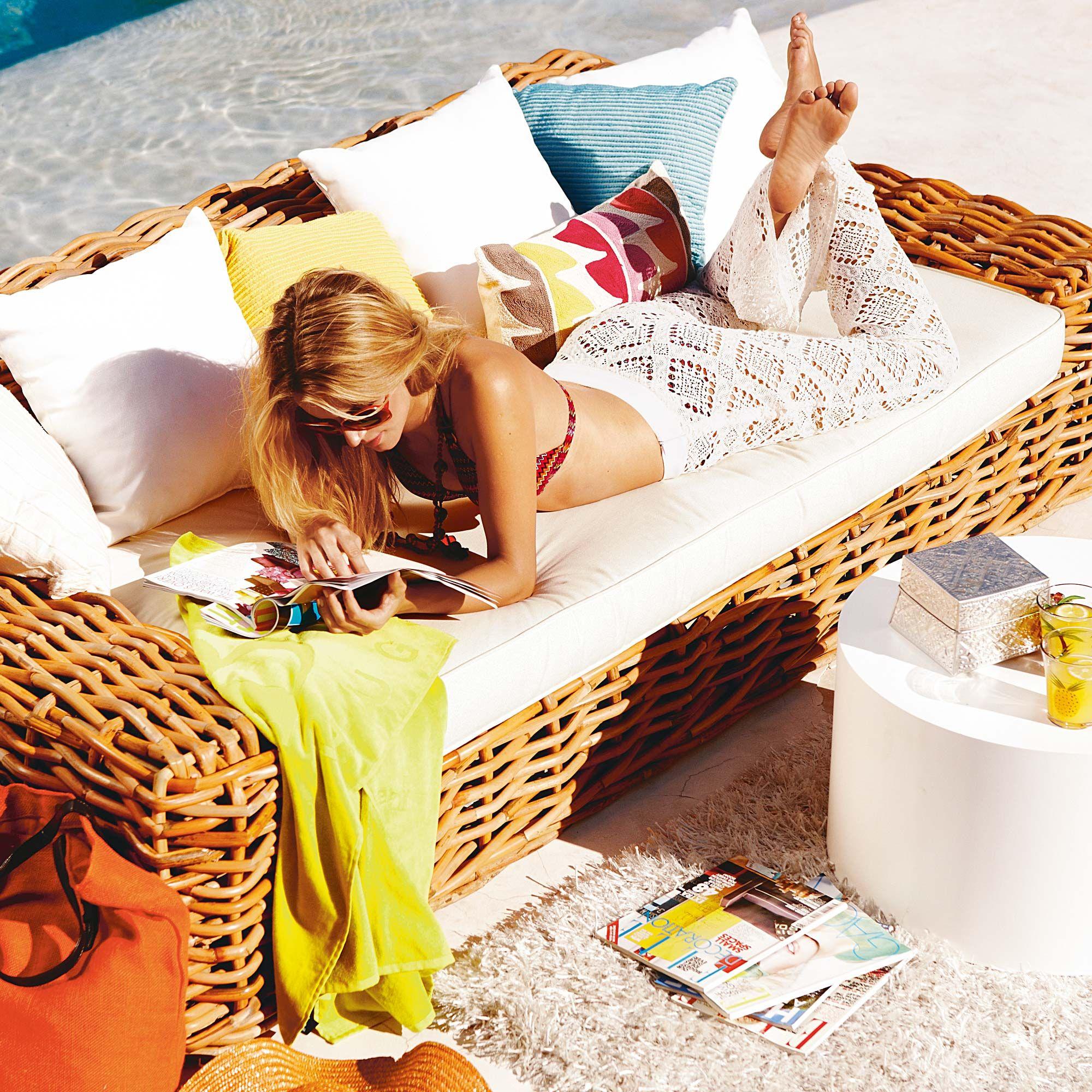 Outdoor Sofa Im Impressionen Online Shop Lifestyle