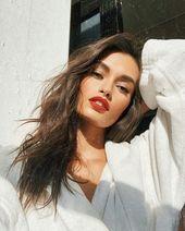 Photo of rotes Lippenmake-up #beauty – #beauty #lippenmake #rotes – #new