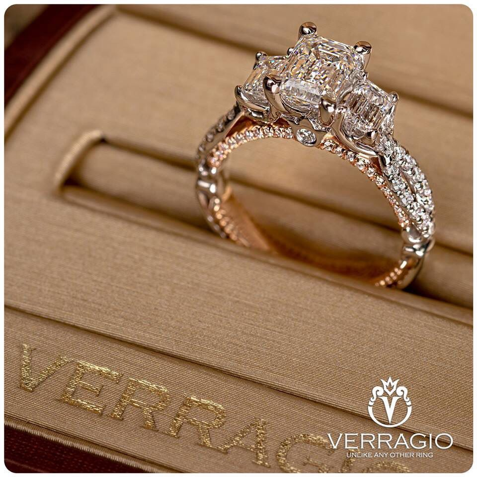 Verragio Engagement Rings Couture 0475p In 2020 Verragio Engagement Rings Dream Engagement Rings White Gold Diamond Wedding Rings