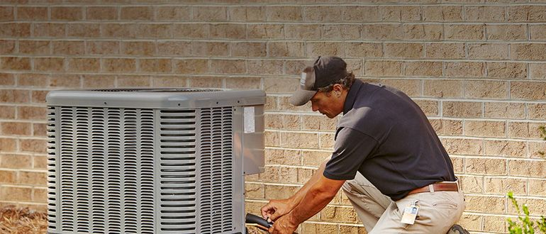 Furnace Air Conditioner Combo Prices What Is The Cost Of Hvac System Replacement In 2020 In 2020 Heating And Air Conditioning Air Conditioner Design Furnace Installation