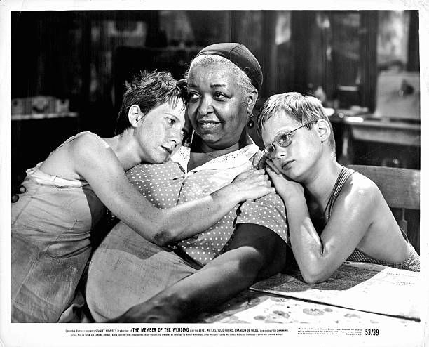 Publicity Still From The Film Member Of The Wedding 1952 It Stars Ethel Waters Julie Harris And Brandon Dewilde Photo Ethel Waters Julie Harris